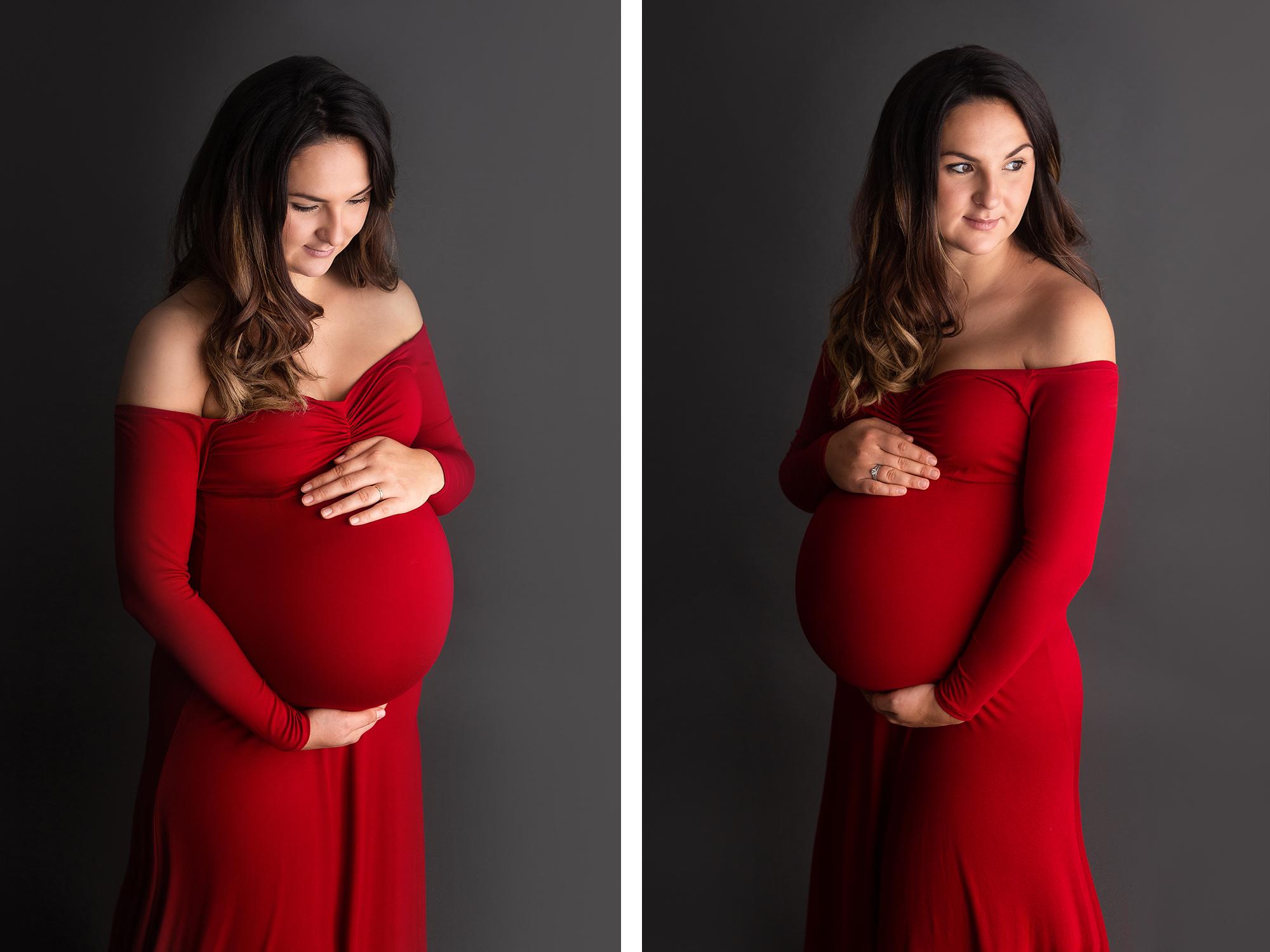 Schwangerschaftsfotoshooting bei Ludwigsburg