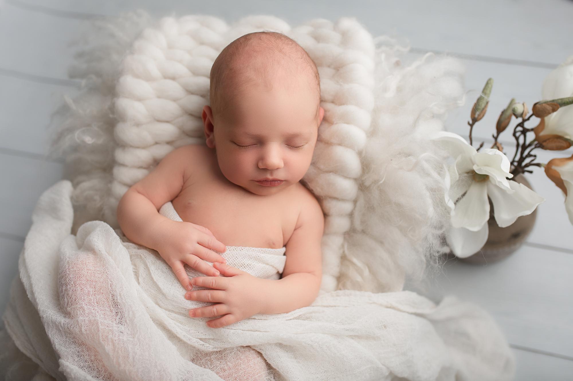 Neugeborenenshooting Ludwigsburg