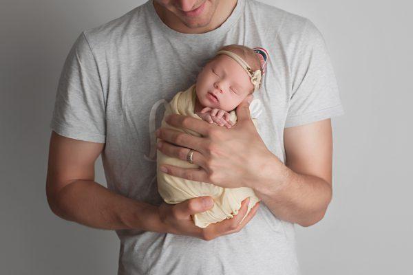 Familienbilder mit Neugeborenes